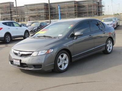 2011 Honda Civic Sedan >> 2011 Honda Civic Sdn Lx S At Al Demo Dealership