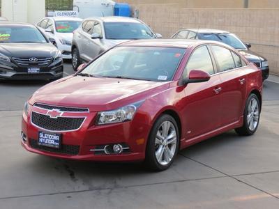 Used 2014 Chevrolet Cruze Ltz At Valley Auto Center